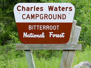 Charles Waters Campground