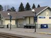 Via Rail's Charny Railway Station