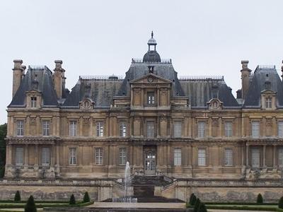 Chateau De Maison Lafitte