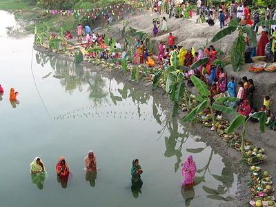 Chatt Ghat - Muzaffarpur