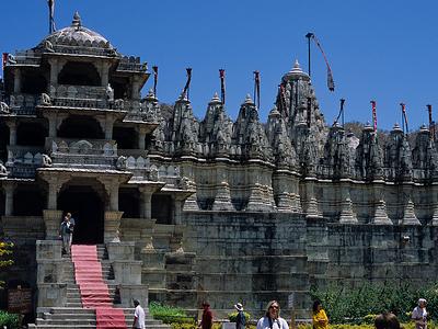 Chaumukh Temple