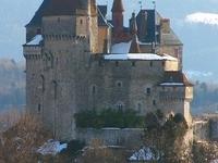 Chateau de Menthon-Saint-Bernard