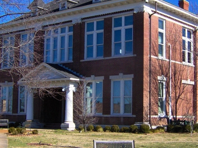 Cheatham County Courthouse In Ashland City