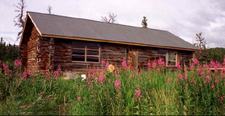 Chelle Lake Cabin