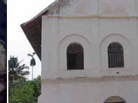 Chennamangalam sinagoga judaica