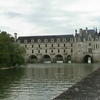 Chenonceau Chateau And The Cher River