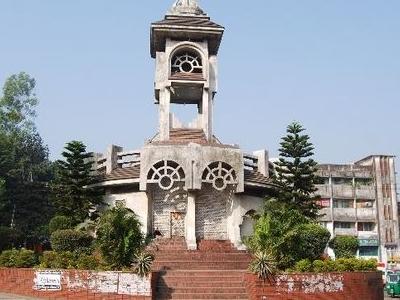 Cheragi Pahar Circle