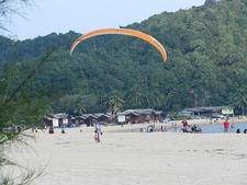 Cherating Beach View