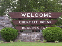 Cherokee Indian Boundary Campground