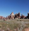 Chesler Park - Viewpoint - Canyonlands - Utah - USA
