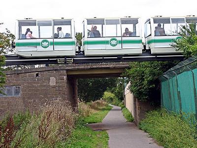 Chester Zoo Train