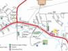 Chetwynd  B C  Map