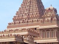 Chhatarpur Templo
