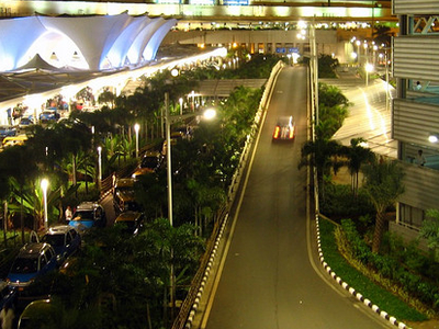 Chhatrapati Shivaji International Airport At Sahar