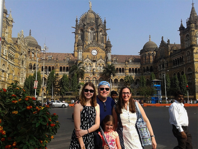 Exploring the Bombay Fort Photos