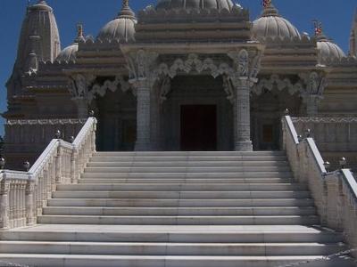 Shree  Swaminarayan  Hindu  Mandir