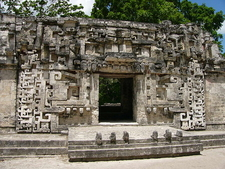Chicanna - Campeche - Mexico