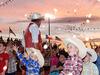 Children At  Bowie  Days  Rodeo