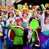 Children Carnival In Patras