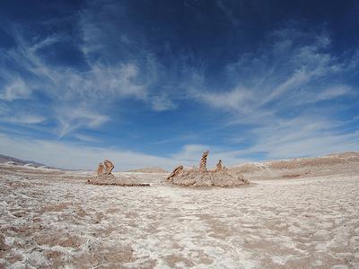 Chile Atacama Landscape