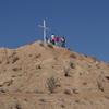 Chimayo Pilgrimage Hilltop Cross