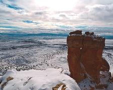 Chimney Rock & Abiquiu Lake NM