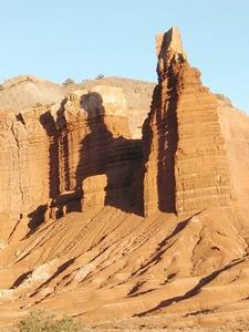 Chimney Rock Close-up