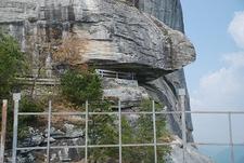 Chimney Rock State Park CR NC