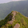 The Lower Capstone Of Chimney Tops