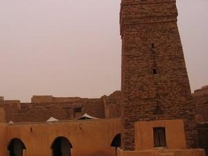 Chinguetti Mesquita
