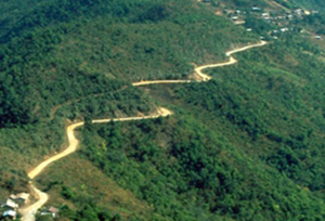 Chin Hills - Murlen Parque Nacional