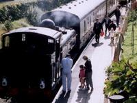 Chinnor Y Princes Risborough Ferrocarril