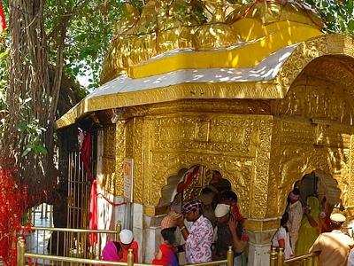 Chintpurni Temple