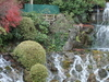 Waterfall Of Chinzan-so Garden