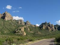 Chisos Basin Road