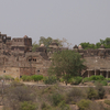 A View Of Chittorgarh Fort