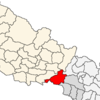 Chitwan District Location