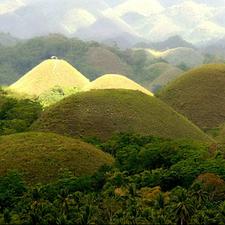 Chocolate Hills David Warawan