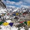 Cho La Pass - Himalayas Nepal
