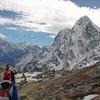 Cho La Pass - Solukhumbu Trail - Nepal