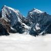 Cholatse & Taboche Peaks From Gokyo Ri - Nepal Himalayas