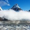 Cholo & Kangchung Peaks - Nepal Himalayas