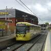 Chorlton Metrolink Station