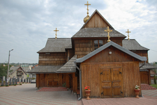 Chortkiv Wooden Church 1