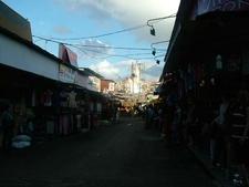 Chowk Bazar With Jama Masjid