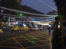 Chrismas Lights Park Street