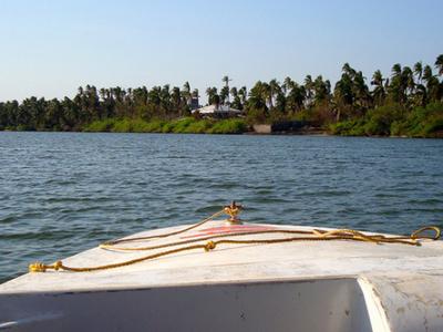 Chunnambar Backwater Puducherry