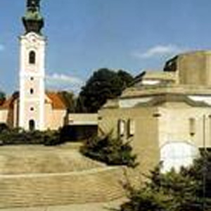 Church Consecrated To The Assumption Of The Virgin Mary