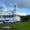 Church In Salelologa.
