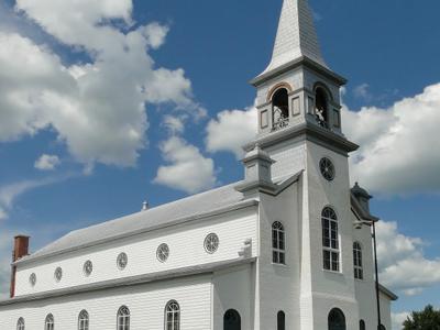 Church Notre Dame Des Neiges